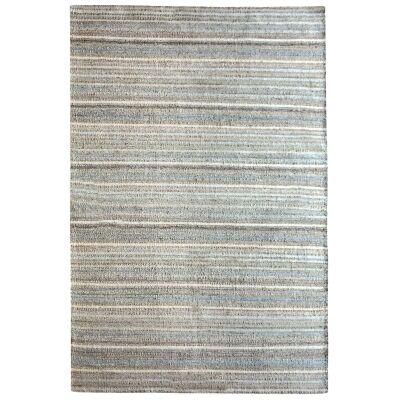 Oxby Handwoven Hemp & Wool Rug, 160x230cm