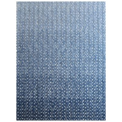 Carlos Textured Wool Rug, 190x290cm