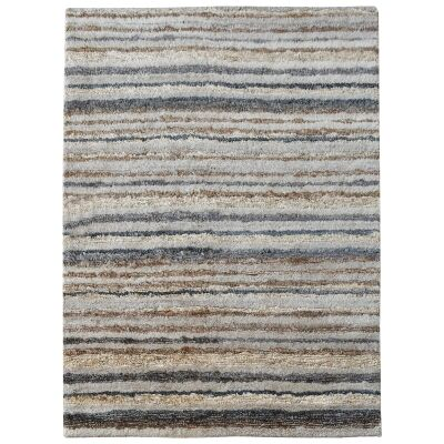 Shaport Hand Knotted Wool Rug, 190x290cm