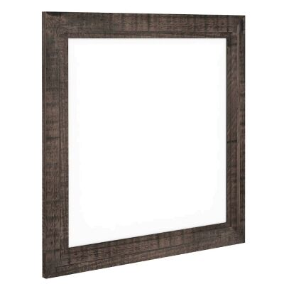 Alysha Recycled Pine Timber Frame Dressing Mirror, 110cm