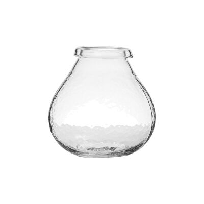 Pixie Glass Vase, Clear