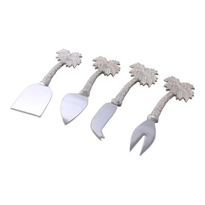 Tanner 3 Piece Stainless Steel Cheese Server Set