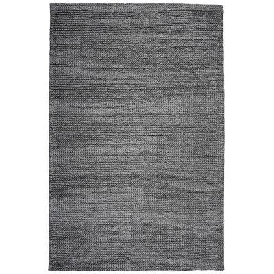 Vail Handwoven Plush Wool Rug, 160x120cm, Highway