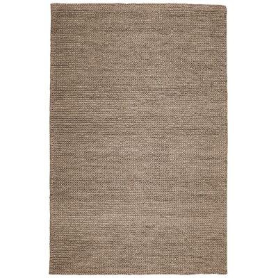 Vail Handwoven Plush Wool Rug, 280x190cm, Possum