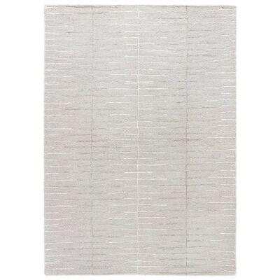 Bombay Hand Tufted Wool & Viscose Rug, 160x230cm