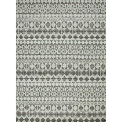 Atami Handmade Flat Weave Wool Rug, 160x230cm