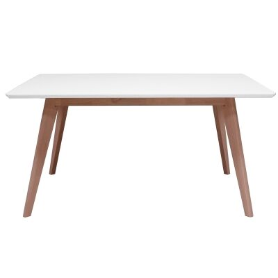 Wistow Wooden Dining Table, 180cm