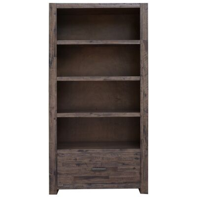 Sedgman Acacia Timber Bookcase