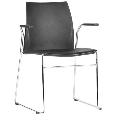 Vinn Stackable Client Chair with Arm