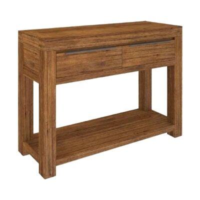 Ashton Mountain Ash Timber Console Table