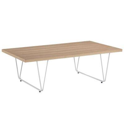 Lupo Timber and Metal Coffee Table