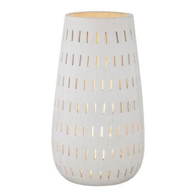 Ellis Ceramic Floor Lamp, Large