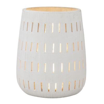 Ellis Ceramic Floor Lamp, Small