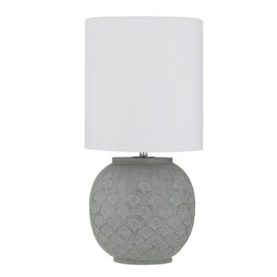 Aerin Ceramic Base Table Lamp