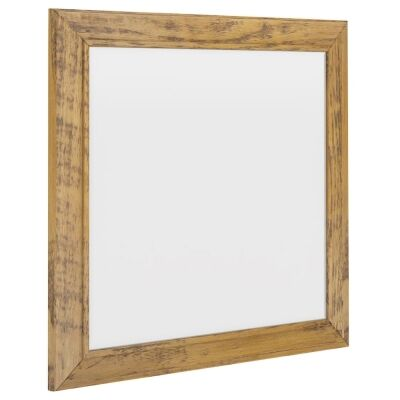 Oxley Pine Timber Frame Dressing Mirror, 100cm