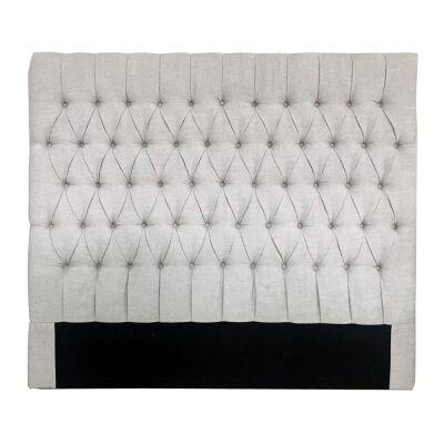 Tarlo Fabric Bed Headboard, Queen