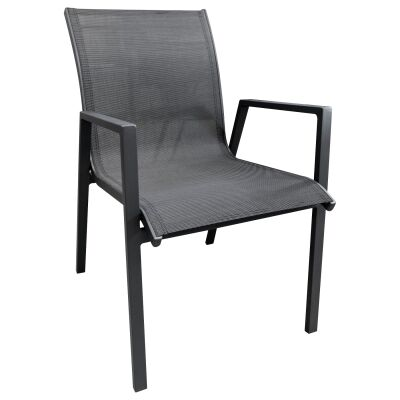 Icarus Aluminium Outdoor Dining Chair