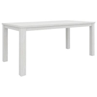 Cardiff Mountain Ash Timber Dining Table, 180cm
