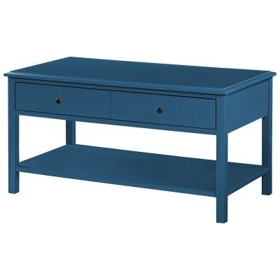 Wallaga Coffee Table, 97cm, Blue