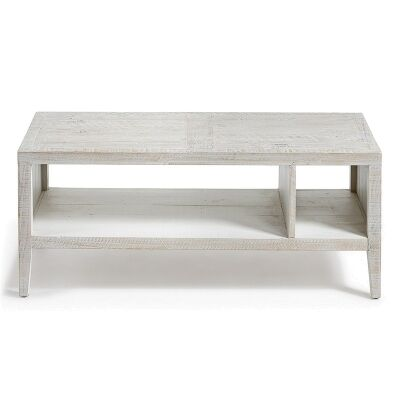 Woodend Reclaimed Pine Timber Coffee Table