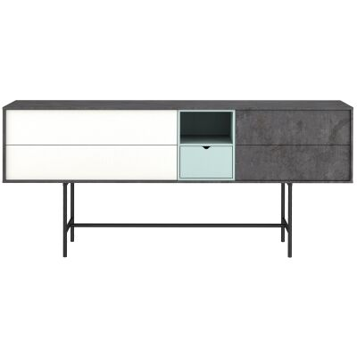 Krista 5 Drawer Sideboard, 182cm