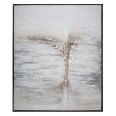 Bale Framed Canvas Wall Art Print, 122cm