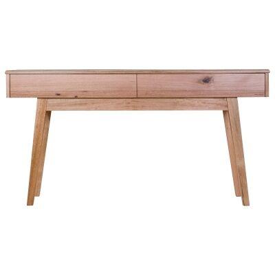 Wade Tasmanian Oak Timber Hall Table, 150cm