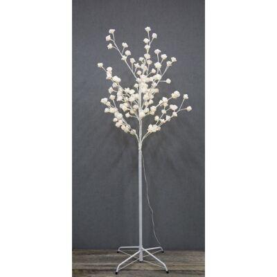 Riddle LED Light Up Rose Tree, 150cm