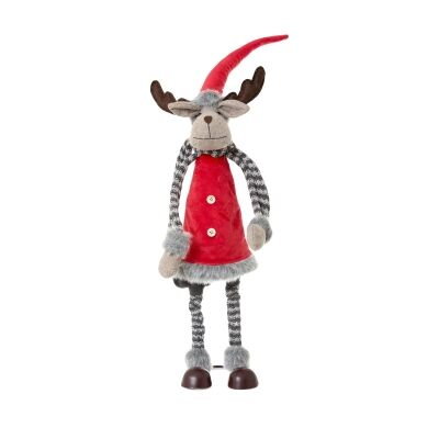 Holmes Xmas Deer Figurine