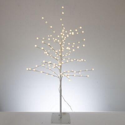 Braydon Metal LED Light Up Twig Tree, 120cm
