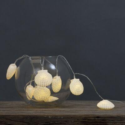Seashell Bunch LED String Light