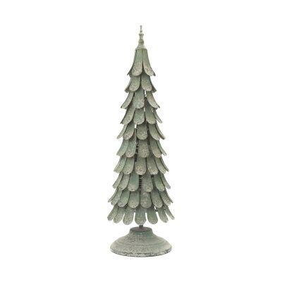 Ava Metal Xmas Tree Decor, Large