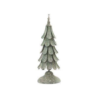 Ava Metal Xmas Tree Decor, Small