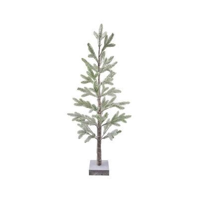Pittman LED Light Up Artificial Pine Tree, 120cm