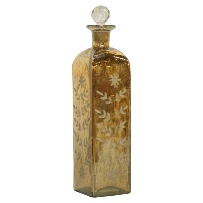 Malachy Antique Glass Perfume Bottle