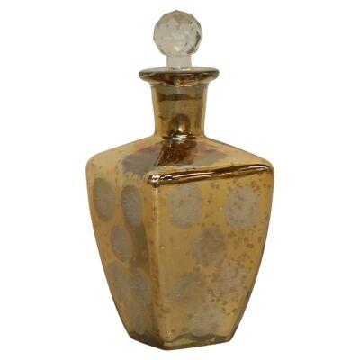 Pratt Antique Glass Perfume Bottle