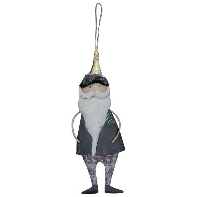 Stanford Iron Santa Claus Hanging Ornament