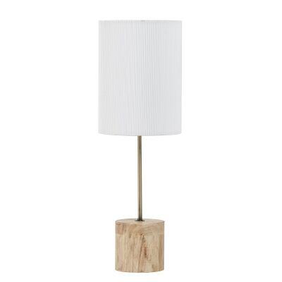Kyoto Timber Base Table Lamp