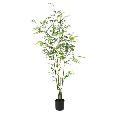 Potted Artificial Bamboo Tree, 120cm