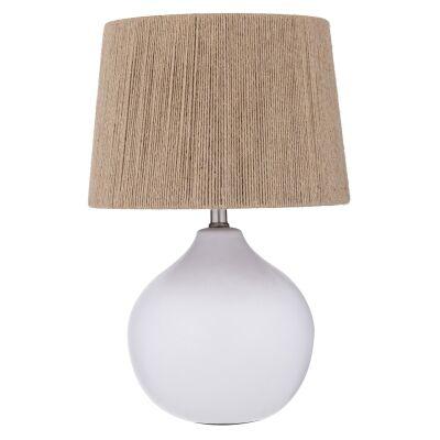Marine Ceramic Base Table Lamp