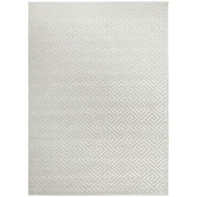 York Alice Modern Rug, 230x160cm, Off White