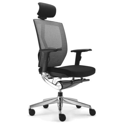 Vegas PU Leather High Back Office Chair