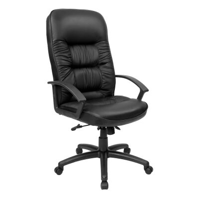 Commander PU Leather High Back Executive Chair