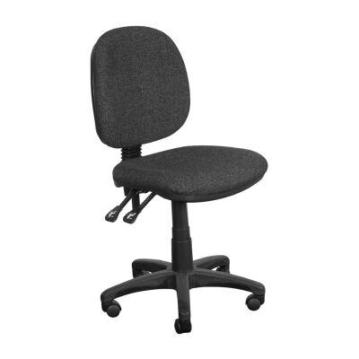 Task Fabric Office Chair, Black