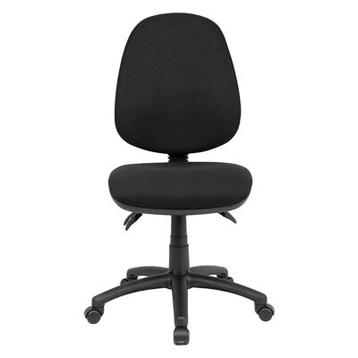 Typist Fabric High Back Office Chair