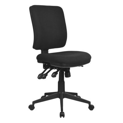 Aviator Fabric Office Chair