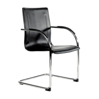 Gamma PU Leather Visitor Chair