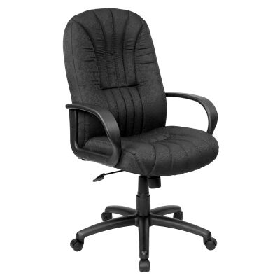 Houston Fabric High Back Executive Chair
