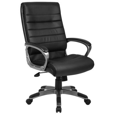 Capri PU Leather High Back Executive Chair