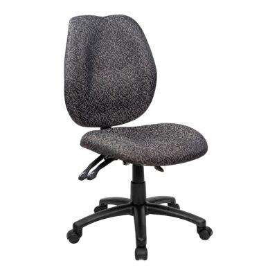 Sabina Fabric Office Chair, Grey